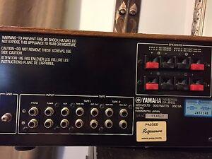 Yamaha CA-610 II Vintage Amplifier  London Ontario image 3