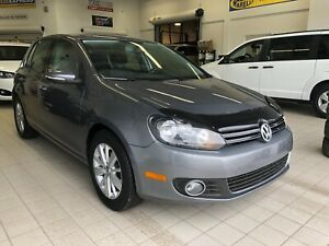Volkswagen Golf TDI / BLUETOOTH / SIEGES CHAUFFANTS 2013