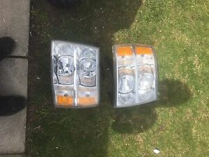 07 to 13 silverado headlights