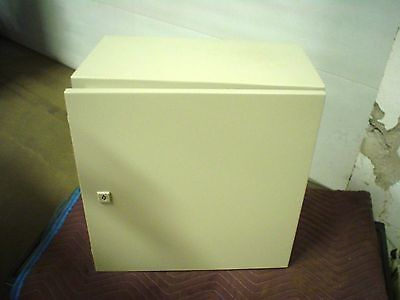Hoffman Gsd505030gp3 20 X 20 X 12 Nema4 Wsub Panel Electrical Enclosure