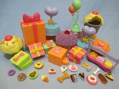 Littlest Pet Shop Birthday Party (Littlest Pet Shop Lot 8 Random Birthday Party Sweet Celebration Accessories)