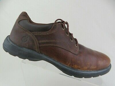 TIMBERLAND Earthkeepers Richmont Brown Sz 11.5 M Men Plain-Toe Oxfords