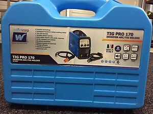 WeldCorp TIG Pro170 WCI0007 Inverter Arc/TIG Welder Wakerley Brisbane South East Preview