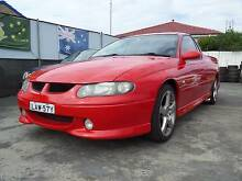 2001 Holden Commodore Ute SS VU11 Oak Flats Shellharbour Area Preview