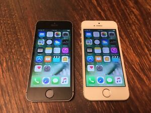 iPhone 5S - 16GB (black or white)