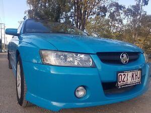 2005 Holden Crewman Ute/STROM/MANUAL/REGO/RWC