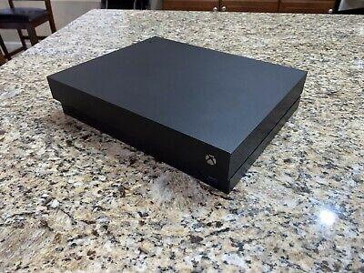 Xbox One X 1 TB Console