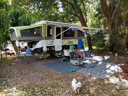 Jayco Eagle Outback 2016 Hillcrest Logan Area Preview