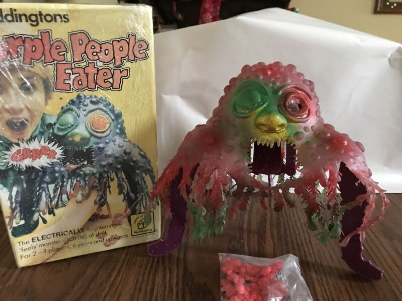 Purple People Eater By Waddington