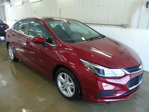 2018 Chevrolet Cruze LT, Sunroof, USB, Heated Front Seats