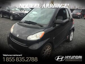 SMART FORTWO PASSION + A/C + RADIO AM/FM + WOW !!