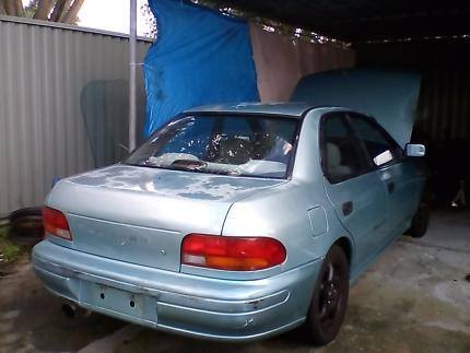 1998 Subaru Impreza FWD sedan