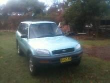 1996 Toyota RAV4 Wagon Port Macquarie Port Macquarie City Preview