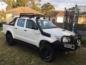 2011 TOYOTA HILUX 4x4 DUAL CAB TURBO DIESEL Yagoona Bankstown Area Preview