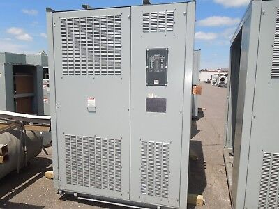 Abb 15002000kva 12470-480v 3ph K-4 Cast Coil Dry Type Transformer Used As-is