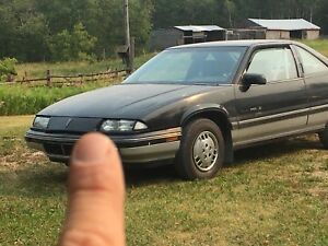 1989 Pontiac Grand Prix Safetied