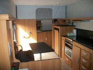 Coromal Pop Top, shower, vanity, toilet, easy tow Colac Colac-Otway Area Preview