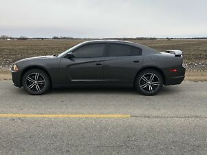2014 Dodge Charger AWD $18500 OBO