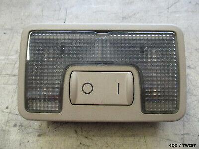 Twist 3 Licht (Innenraumleuchte hinten Audi A6 4B 4B9947123 4QC TWIST Leuchte BEIGE)