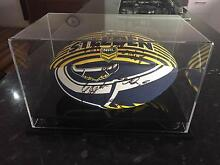 2015 Signed Cowboys Premiership Football Cannonvale Whitsundays Area Preview