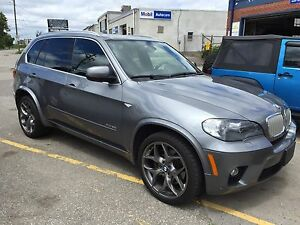 2011 BMW X5 50i M package