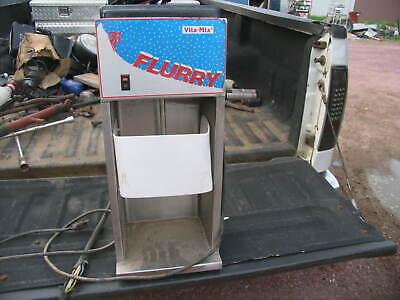 Vitamix Vm 0800 Mixn Machine Frozen Dessert Machine