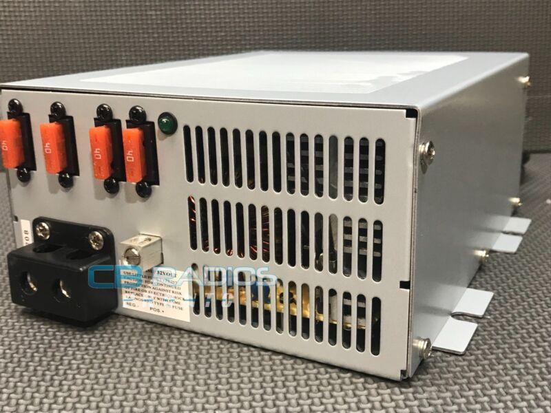 45 Amp Power Supply - 110VAC-12VDC Converter 13.8v 13-16v Adjustable