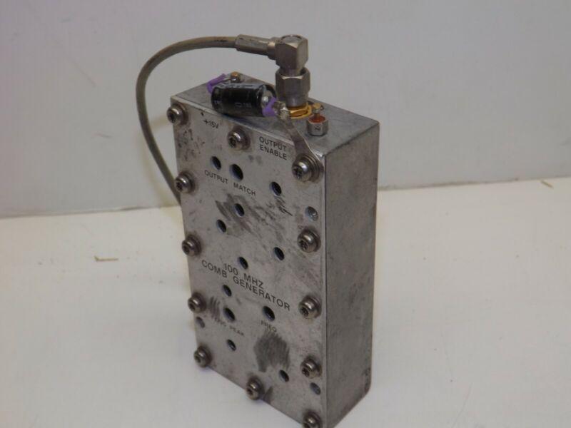 HP Agilent 08569-60024 100 MHz Comb Generator Assembly