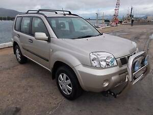 2004 Nissan X-trail 4WD Wagon Bungalow Cairns City Preview