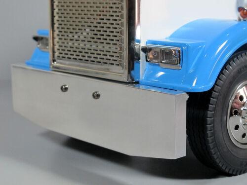 Aluminum Front Mount Bumper for Tamiya 1/14 Semi King Knight Hauler Globeliner