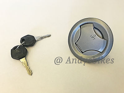 GENUINE PETROL FUEL FILLER AND CAP KEYS FOR <em>YAMAHA</em> WR125 WR 125 R X 20