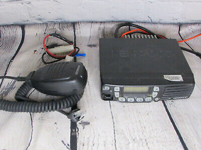 Kenwood Tk-7160h-k 7160h K Vhf 128 Channel 50w Mobile Radio Wn