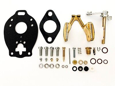 Cockshutt 30 Co-op E3 Tractor Marvel Schebler Tsx264 Carburetor Kit W Float