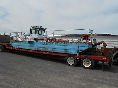 Mudcat Sp-915 Hydraulic Dredge