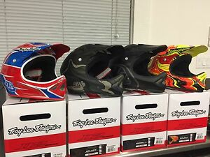Troy Lee Designs Helmets