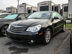 2010 Chrysler Sebring Touring Bluetooth, CD player, cruise contr