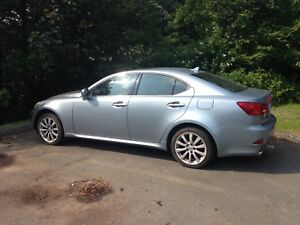 2008 Lexus is250 AWD (Trade for bike)