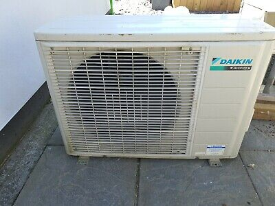 Daikin 2.5kw air conditioning unit air con a/c indoor ceiling and outdoor unit