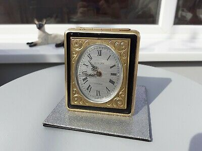 Cute Code3 Vintage Europa Wind up Alarm Clock in Excellent Working Germany