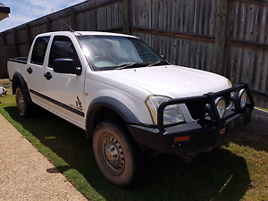 2004 Holden Rodeo Dual Cab Barmaryee Yeppoon Area Preview