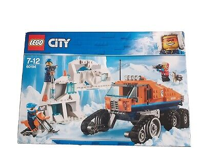 New LEGO City Set 60194 Arctic Scout Truck.