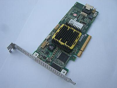 Adaptec Raid Controller ASR-5405 256MB SAS - SATA  ASR  5405 Inkl. SAS Kabel ##