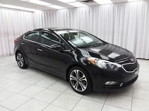 2014 Kia Forte EX GDi SEDAN w/ BLUETOOTH, HEATED SEATS, BACK-UP