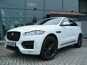 Jaguar F-PACE R-Sport AWD Black Pack