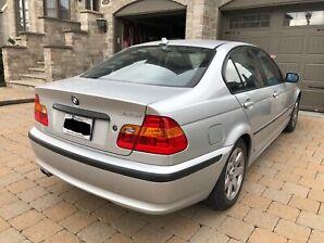 2005 BMW - ( J'amais vue l'hiver!) no rust!