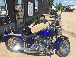 Custom 2005 fatboy for sale