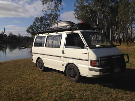 Ford Econovan Negotiable Brisbane City Brisbane North West Preview