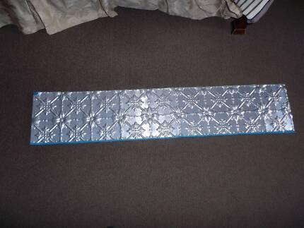Pressed Metal Decorative Panels
