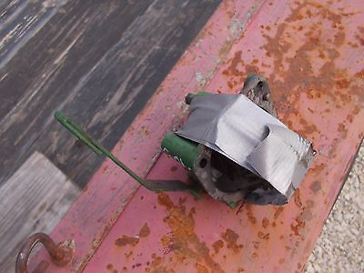 Oliver 66 Tractor White Model 244 1974-75 Engine Motor Governor Assembly Case