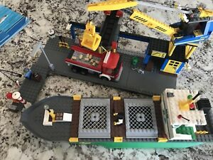 LEGO City Harbour - Retired Set